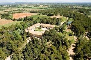Photo Vue aérienne du domaine Saint Jean de l'Arbousier