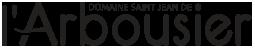 Logo - noir - Domaine de l'Arbousier