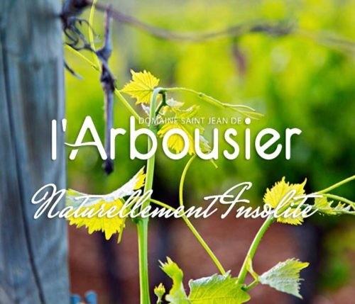 Hearder Responsive - Domaine Saint Jean de l'Arbousier - Naturellement Insolite