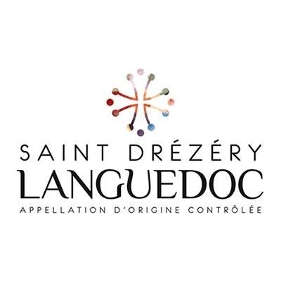 Logo - AOC Languedoc - Saint-Drézéry Montpellier Domaine Saint Jean de l'Arbousier