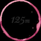 Picto Altitude 125m
